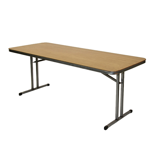 Timber Trestle Table Hire 2 4m Chair Hire Co